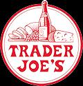 Trader Joes logo.