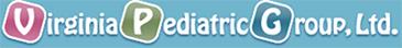 Virginia Pediatric Group logo.